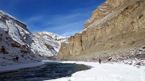 FROZEN RIVER (CHADAR) TREK