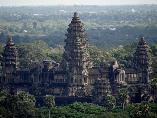 CAMBODIA - WHISPERING TREASURES