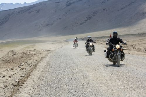 LEH-LADAKH MOTORBIKE EXPEDITION (FROM SRINAGAR)