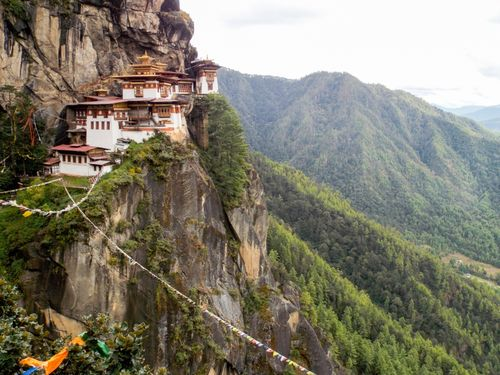 EXPLORE KINGDOM OF THUNDER DRAGON - BHUTAN